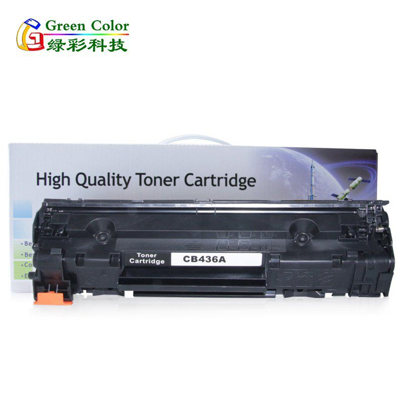 China factory supply CB436A Toner Cartridge for Hp Laserjet